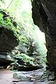 Gorge at Conkle's Hollow State Preserve - panoramio.jpg