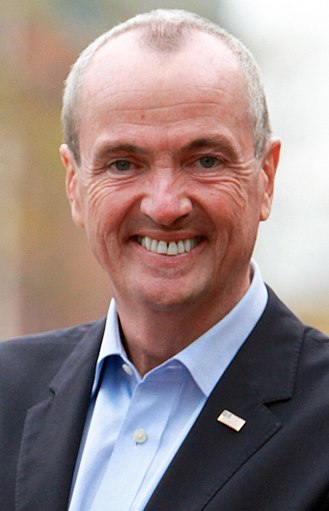 Governor of New Jersey - Image: Governor Phil Murphy