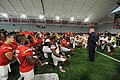 Governor Visits University of Maryland Football Team (36526115220).jpg