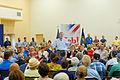 Governor of Florida Jeb Bush at TurboCam, Barrington, NH on August 13th by Michael Vadon.jpg