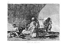Goya:I disastri della guerra