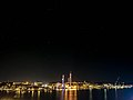 Gröna Lund Stockholm night from Söderbergs trappor (39057119560).jpg