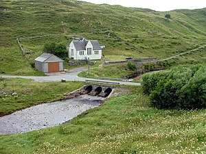 Grabhair folk museum - geograph.org.uk - 926455.jpg