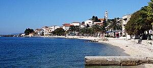 Gradac, Split-Dalmatia County - Image of Gradac