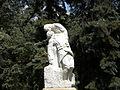 """Gradina Cismigiu, Bucuresti sect 5., """"Monumentul soldatului francez"""".JPG"""