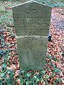 Graffsteen op'n Jöödschen Karkhoff Cuxhoben 44.jpg