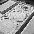 Grafsteen op de Joodse begraafplaats Beth Haïm op Curaçao., Bestanddeelnr 252-3242.jpg