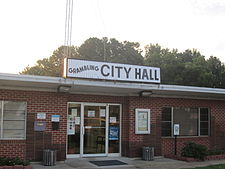 Grambling City Hall