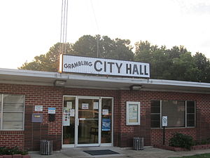 Grambling, Louisiana - Grambling City Hall