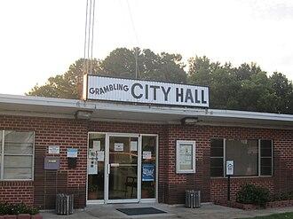 Grambling, Louisiana - Grambling City Hall