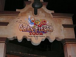 Gran Fiesta Boat Ride Sign Mexico Pavilion Epcot Center (2541198505).jpg