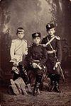 Grand Dukes Andrei, Kirill and Boris Vladimirovich in their childhood.jpg