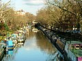 Grand Union Canal, Little Venice, W9 - geograph.org.uk - 925215.jpg
