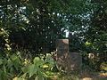 Granit-Schienen auf denen die Kanonen positioniert und ausgerichtet wurden..JPG