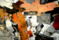 Granodiorita - Grossiment x40 - Lutz polarizada.png