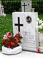 Grave of Woman Killed in Romanian Revolution - Brasov - Romania.jpg