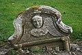 Gravestone at Ancrum Old Churchyard - geograph.org.uk - 587737.jpg