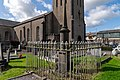 Graveyard of the Church of the Holy Trinity Without, Ballybricken, Waterford -155298 (48654707176).jpg