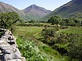 Great Gable from the head of Wast Water - geograph.org.uk - 1290845.jpg