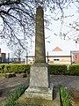 Great War memorial, Ribbleton Avenue, Preston.JPG