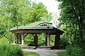 Green Roof Pavilion, Parker Mill Park, Ann Arbor Township, Michigan.JPG