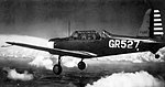 Greenville Army Airfield - Vultee BT-13 i41-11397 in Flight.jpg