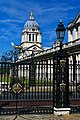 Greenwich - Processional Route - View NNW towards Old Royal Naval College.jpg