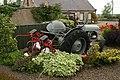 Grey Freguson in a Garden at Wooler - panoramio.jpg