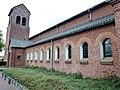 Groesbeek (NL) Bredeweg, Antonius van Paduakerk (02).JPG
