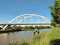 Groningen, de Noordzeebrug over het Van Starkenborghkanaal foto2 2013-08-04 10.347.jpg