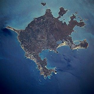 Groote Eylandt island off the Northern Australian coast