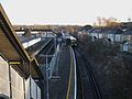 Grove Park stn Bromley North platform high southbound.JPG