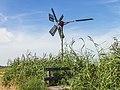 """Grutte Griene, eiland in het natuurreservaat """"Sneekermeer"""". (d.j.b.) 03.jpg"""
