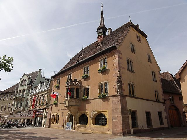 Мэрия города Гебвиллер