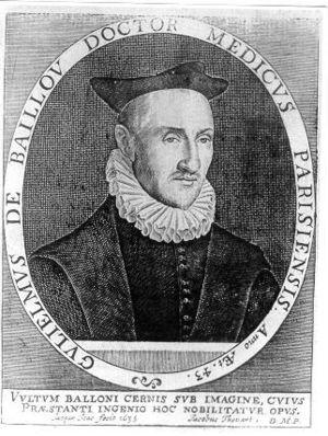 Guillaume de Baillou - Guillaume de Baillou
