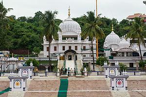 Guru Nanak Jhira Sahib - Gurdwara Nanak Jhira Sahib
