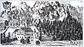 Gurniz und Altgurniz Valvasor 1688.jpg