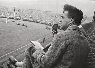 Belgium national football team - Gust De Muynck's live coverage during Belgium–Netherlands in 1931