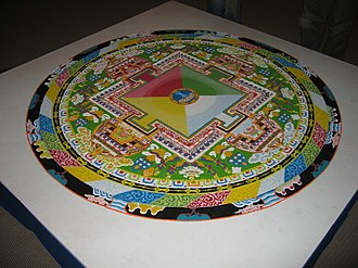 Gyuto Order - Image: Gyuto mandala