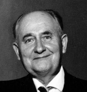Alois Hába - Hába in 1957