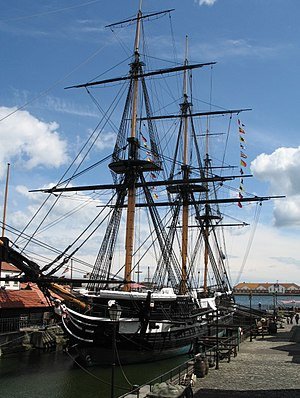National Museum of the Royal Navy - Image: H.M.S. Trincomalee, Hartlepool Maritime Experience geograph.org.uk 1605077
