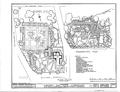 HABS Mission San Juan Capistrano plot plan.png