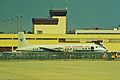 HB-SSA(N9498) DC-7C Apt Fire Svc GVA 29AUG99 (5575616620).jpg