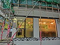HK 上環 Sheung Wan evening 差館上街 Upper Station Street restaurant Antipodean window shop Nov-2013.JPG
