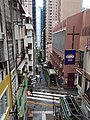 HK 中環 Central 些利街 Shelley Street Mid-levels escalators February 2020 SS2 07.jpg