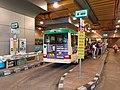 HK 中環 Central 香港交易廣場 Exchange Square transport interchange 小巴總站 public light minibus route stop signs March 2020 SS2 01.jpg