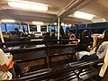 HK TST 香港維多利亞海港 Victoria Harbour 天星小輪 Star Ferry interior night September 2020 SS2 02.jpg