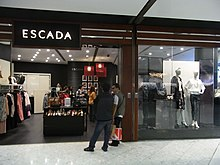 HK Tung Chung CityGate Outlets shop ESCADA Oct-2012.JPG