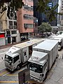 HK WC 灣仔 Wan Chai 皇后大道東 Queen's Road East trucks January 2020 SS2 06.jpg