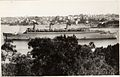 HMT Queen Mary, Sydney Harbour, between 1940-1945.jpg